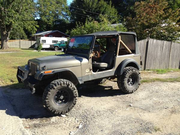 88 Jeep Wrangler- Should I Buy This Jeep