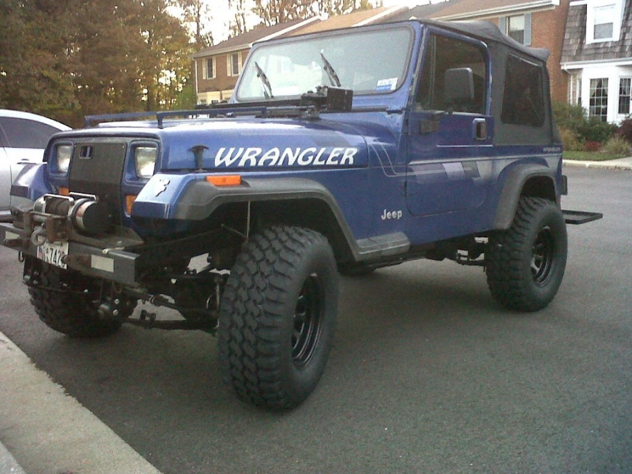 Click image for larger version  Name:Jeep new tires.jpg Views:898 Size:228.5 KB ID:30240