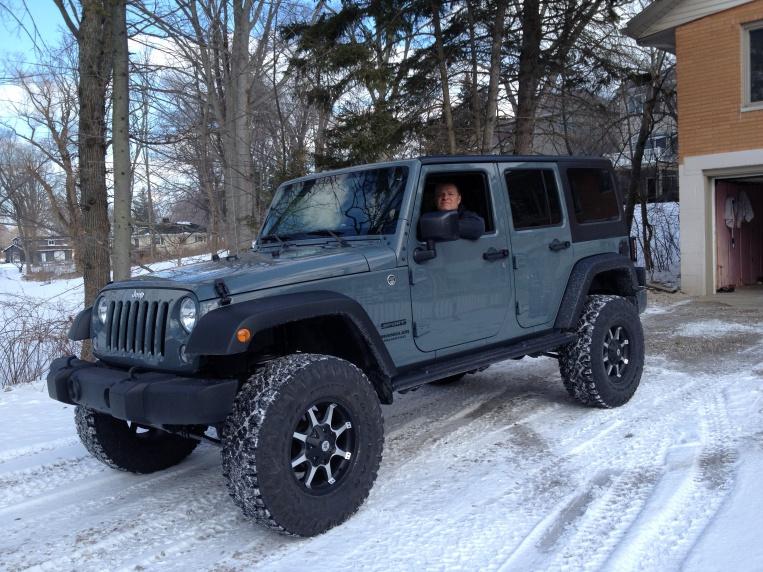 Rubicon Express 3 5 Sport Lift Review Jeep Wrangler Forum