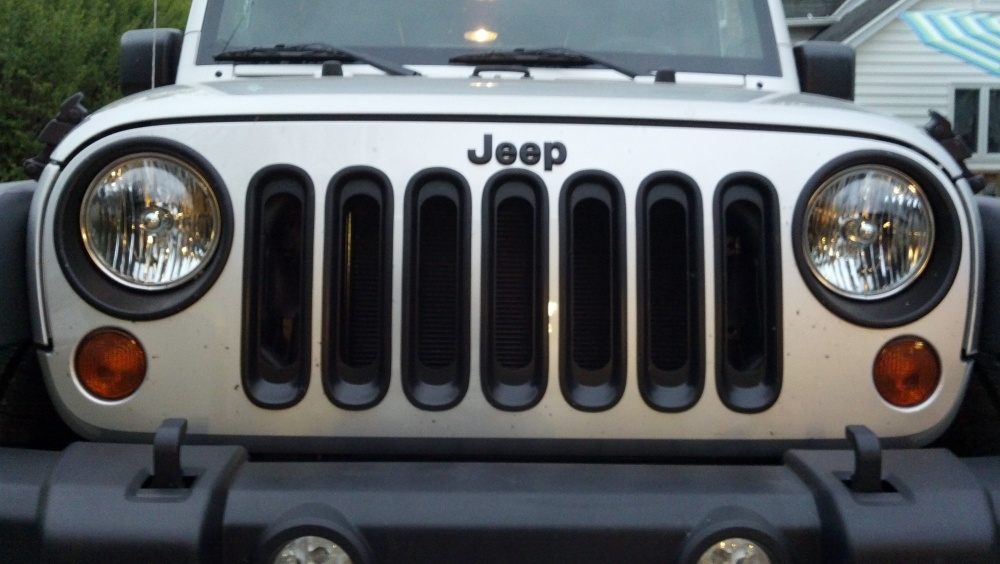 A Tip for Plasti Dipping Jeep Emblem - Jeep Wrangler Forum