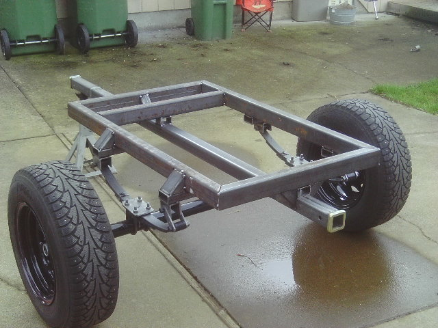 My Tub Trailer Build Jeep Wrangler Forum