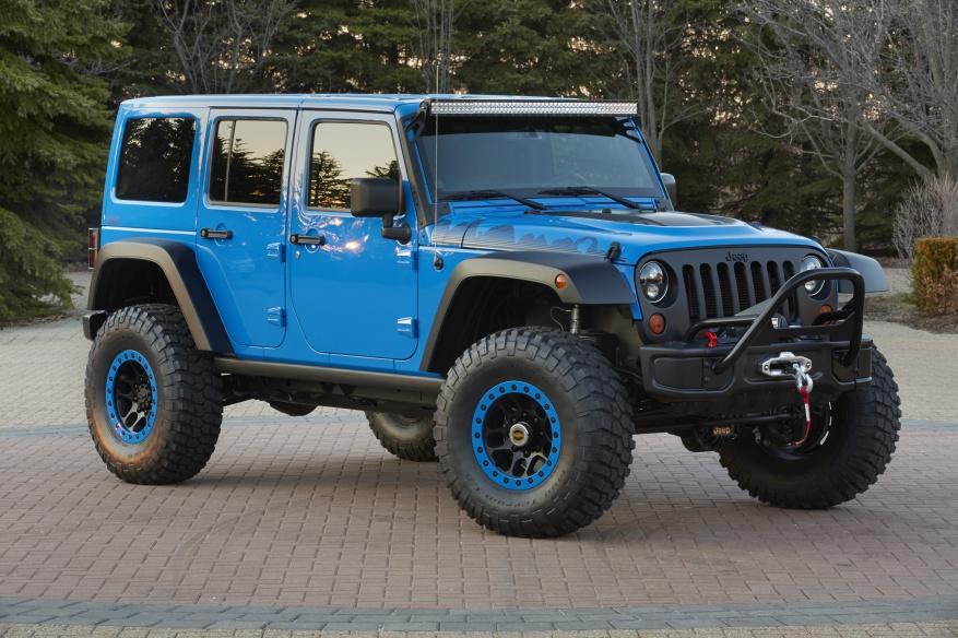 new mopar beadlock wheels - jeep wrangler forum