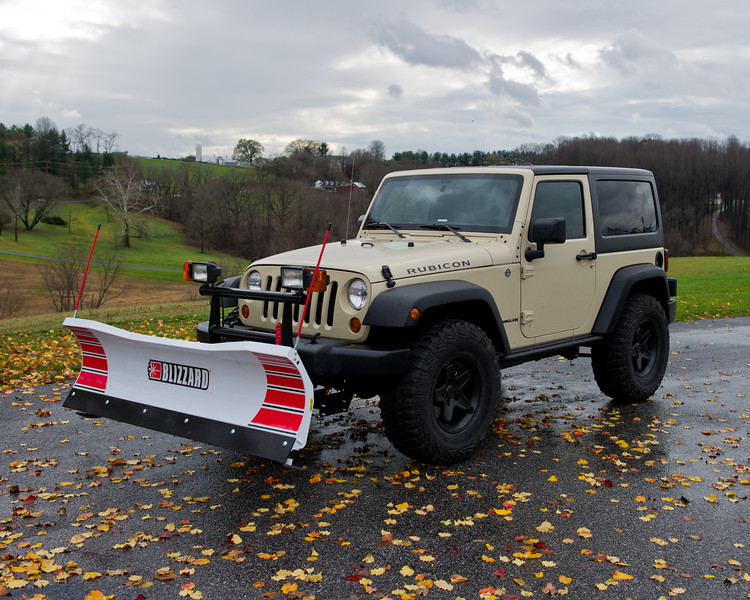 Jeep Snow Plow >> Snow Plow Jeep Wrangler Forum