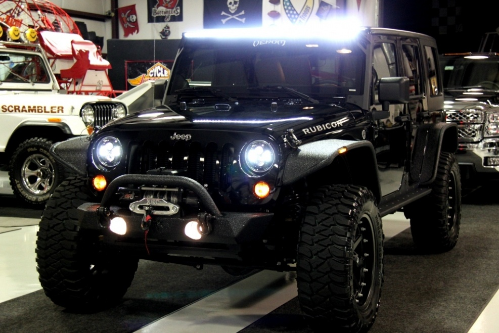 Anyone W 18in Or More Rims Please Post Pics Jeep Wrangler Forum