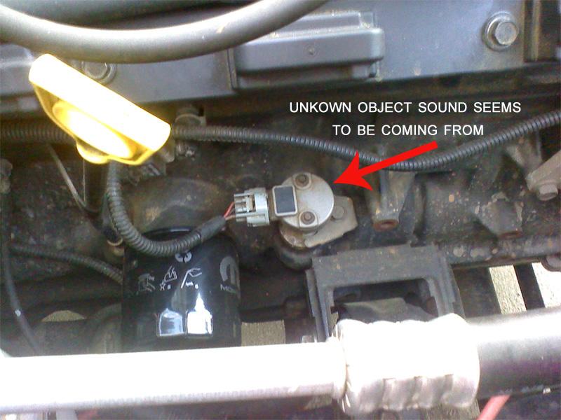 Ticking Sound - 4 0L - Jeep Wrangler Forum