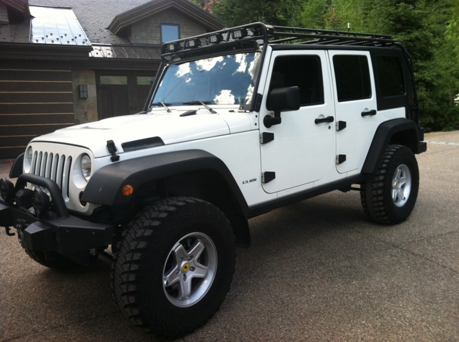 Show off your white JK! - Jeep Wrangler Forum