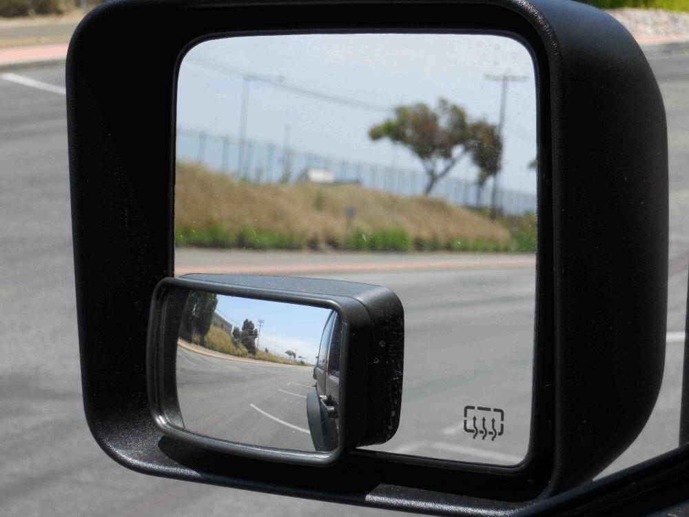 San Diego Jeep >> Blind spot mirrors - Jeep Wrangler Forum