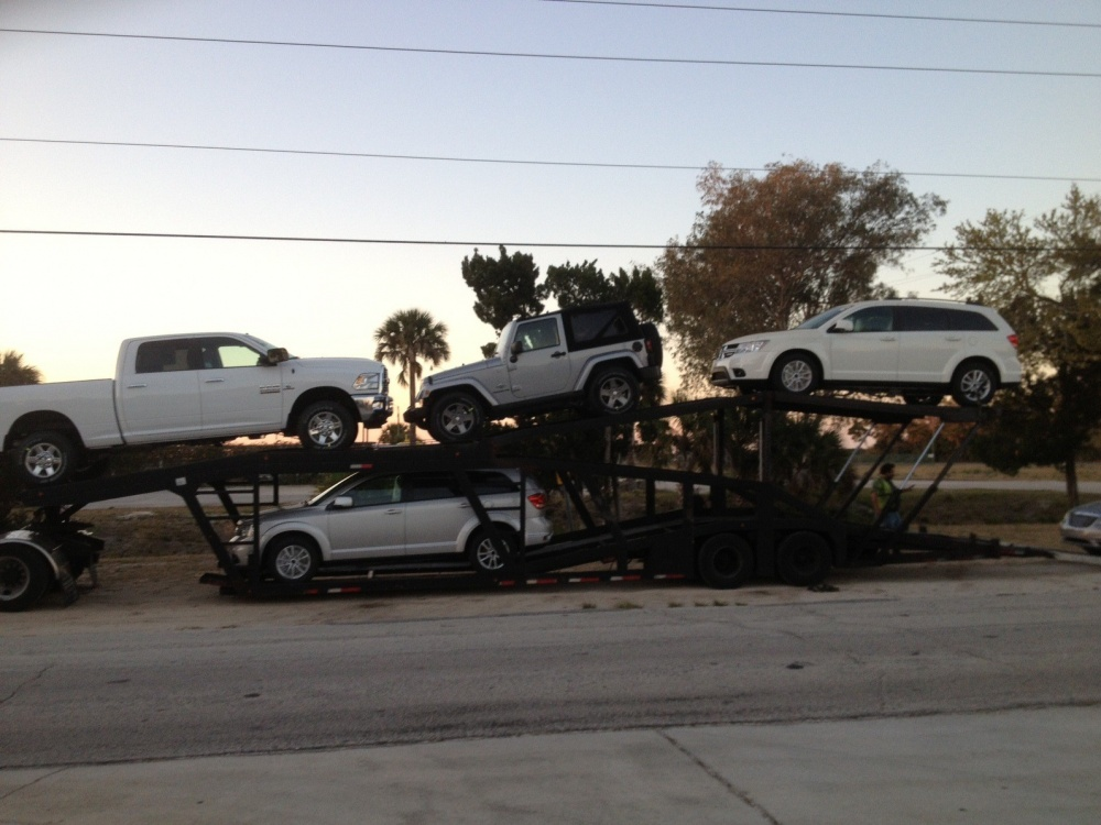 Click image for larger version  Name:My Jeep on truck.jpg Views:71 Size:215.1 KB ID:217868