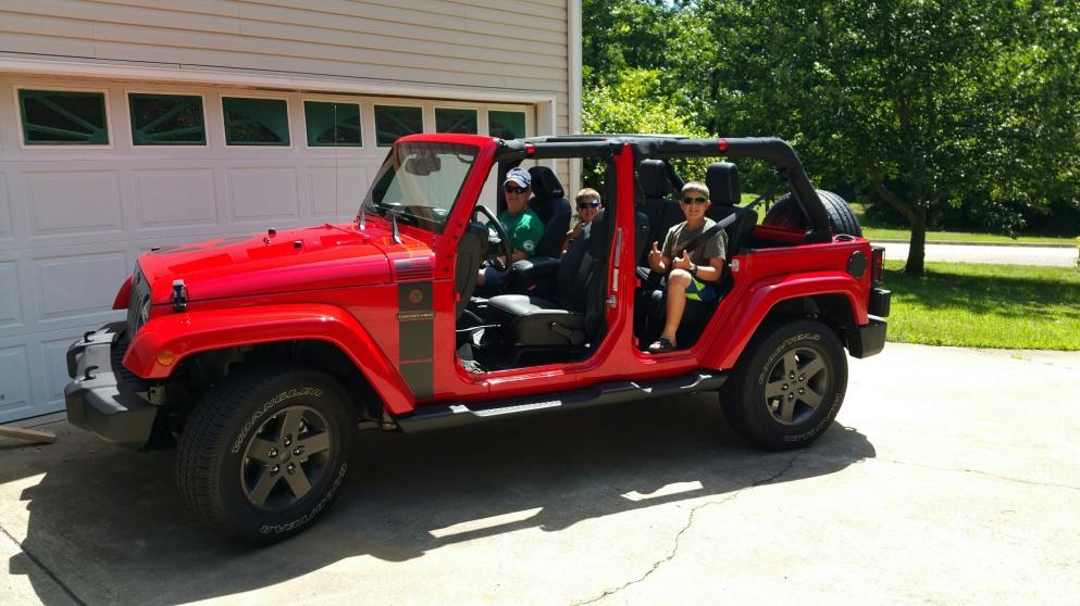Finally got her! - Jeep Wrangler Forum