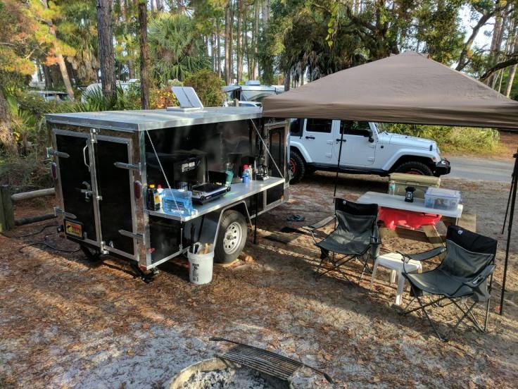 Small camper comparisons hiker vs runaway - Jeep Wrangler Forum