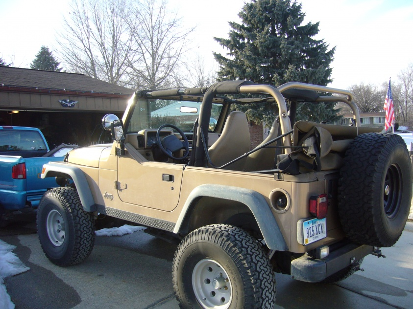 First time getting naked - Jeep Wrangler Forum