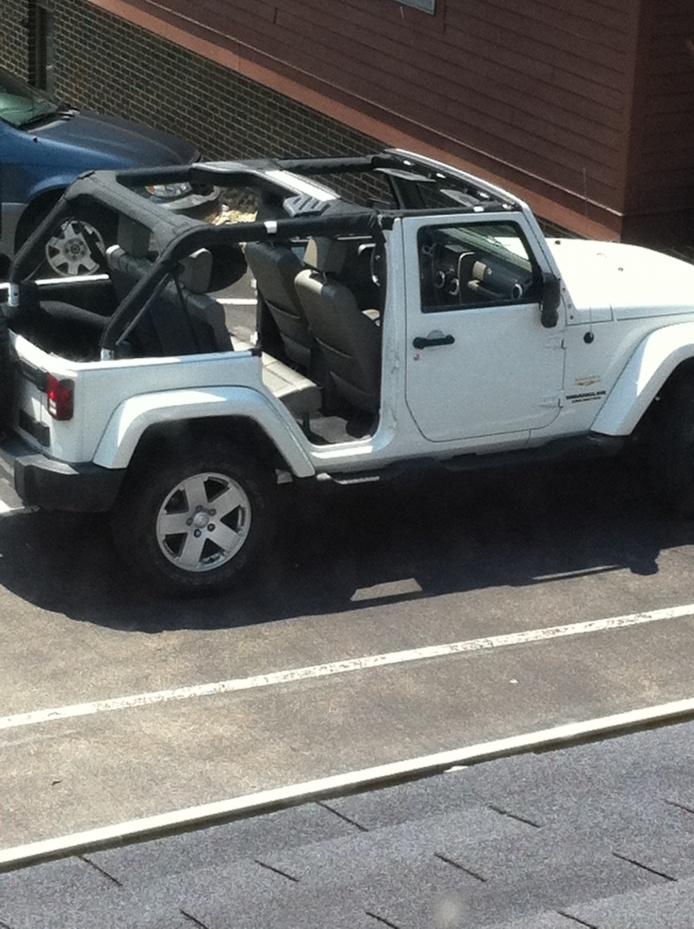 Show Off Your White Jk Jeep Wrangler Forum