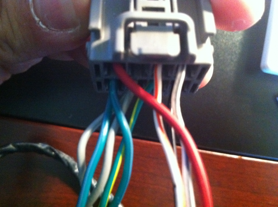 Wiring Uconnect Microphone from 130/430N to 730N - Jeep