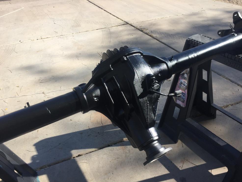 Another) FSJ/Waggy D44 Swap into a YJ - Jeep Wrangler Forum