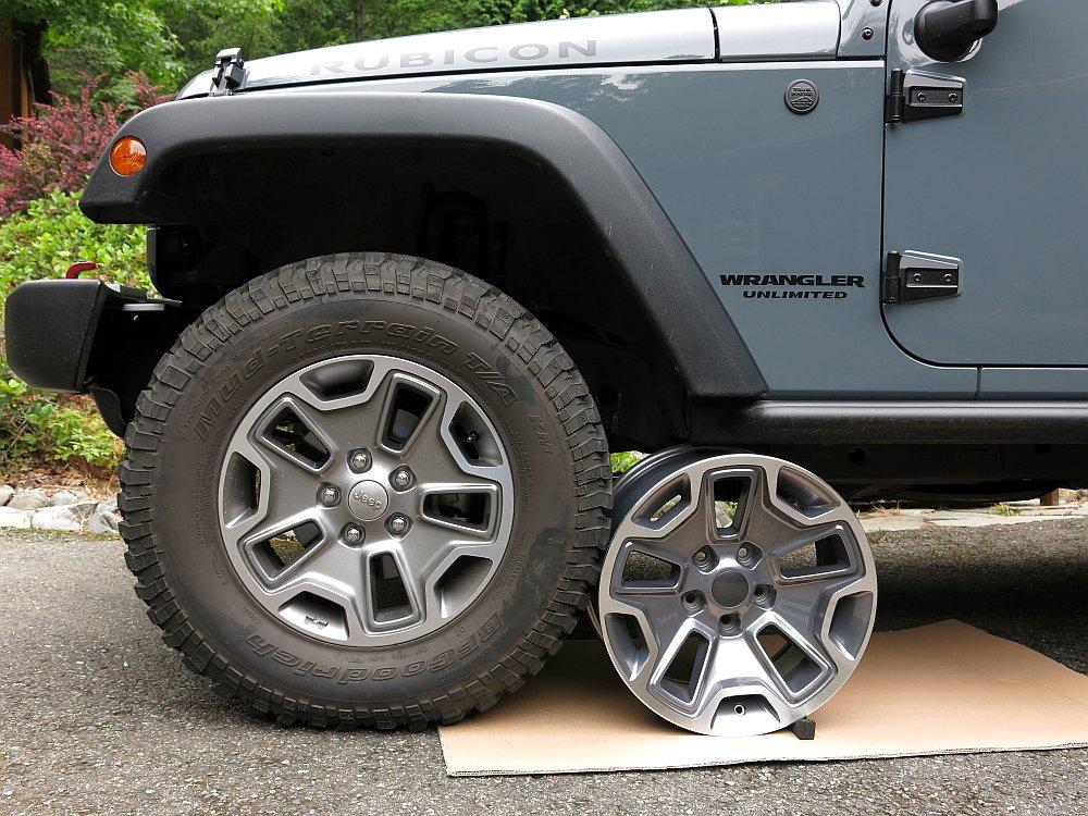 Jeep Wheel Tire Packages Quadratec >> Quadratec Hardrock Wheels Impressions Pics Jeep Wrangler Forum