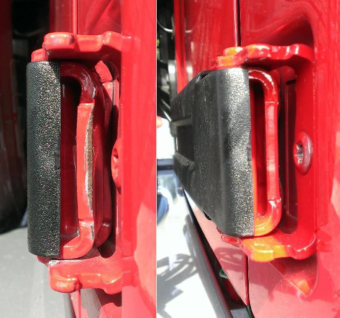 My Tailgate Stopper Broke Page 5 Jeep Wrangler Forum