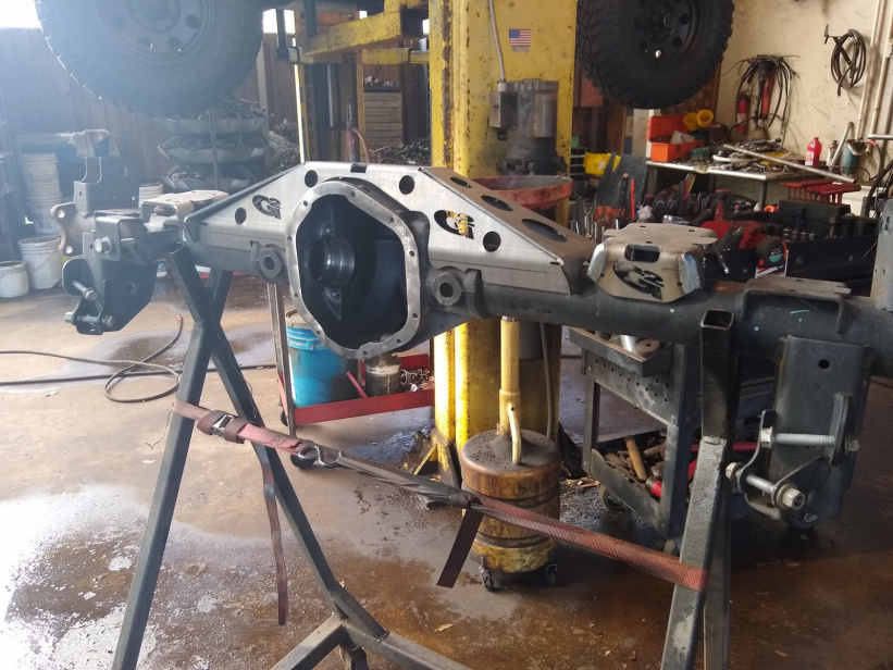 Click image for larger version  Name:Rear Truss ready for weld.jpg Views:48 Size:234.5 KB ID:4156937