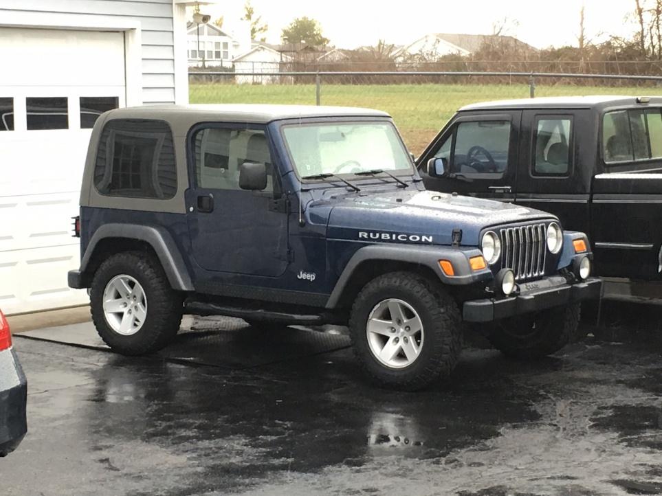 2014 Jeep Patriot Tire Size >> Your Patriot Blue TJ! Show it! - Page 5 - Jeep Wrangler Forum