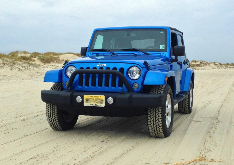 Push Bar/Brush Guard on factory bumper! - Jeep Wrangler Forum