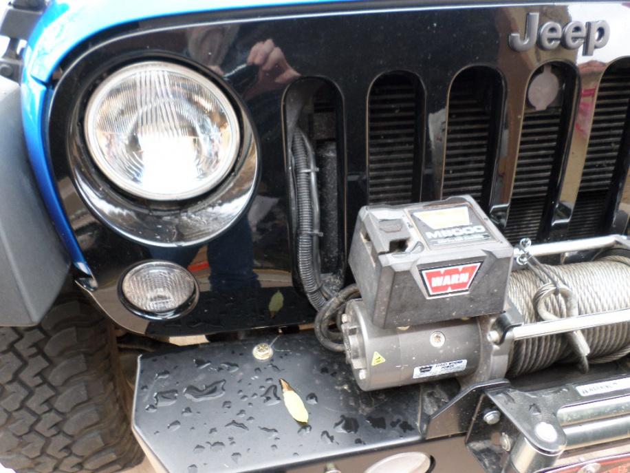 Running winch wiring into engine bay - photos?   Jeep Wrangler Forum   Winch Wiring Jeep Wrangler      Jeep Wrangler Forum