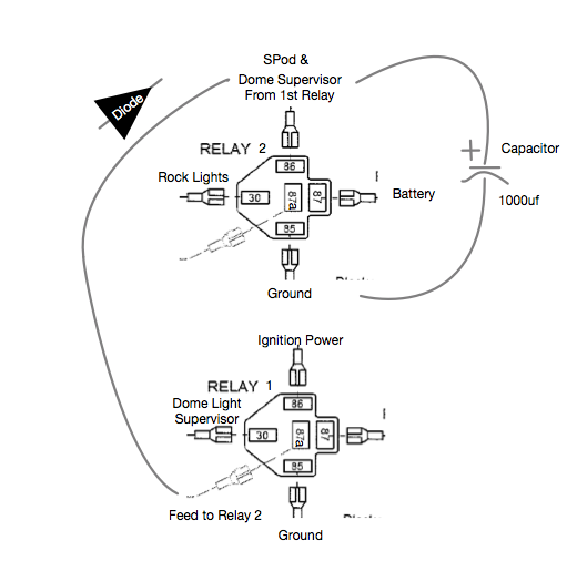 Rock Lights to Dome Light question - Jeep Wrangler Forum on jeep jk tail light wiring diagram, jk wrangler transmission parts diagram, jk wire diagram 08 c103, jk headlamp wiring diagram,