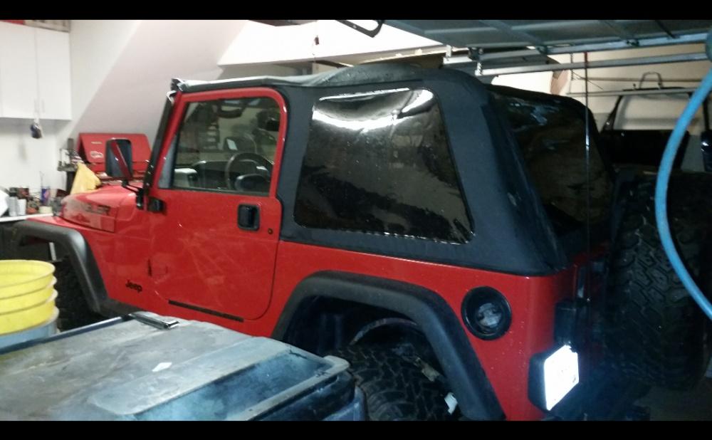 1st Jeep build FORD 8.8, Flat Skid, Low Lift - Jeep ...