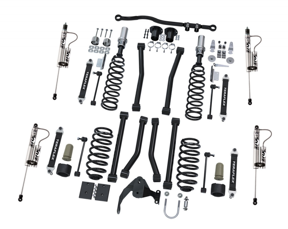 All new jk teraflex s/t3 kit is out!! Come check it out