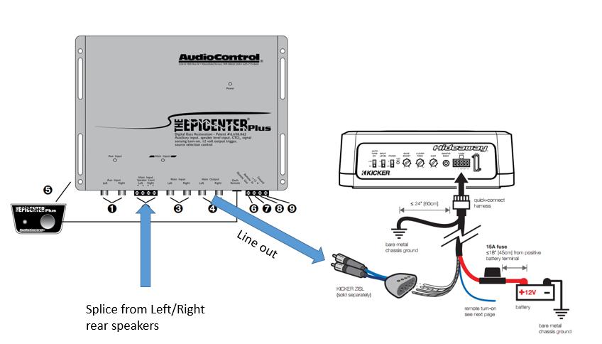 [XOTG_4463]  2 door JK sub install | Jeep Wrangler Forum | Wiring Diagram For Kicker Hideaway |  | Jeep Wrangler Forum
