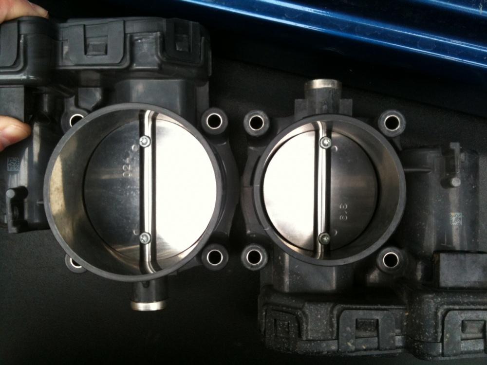 Installed Viper Throttle Body - Jeep Wrangler Forum