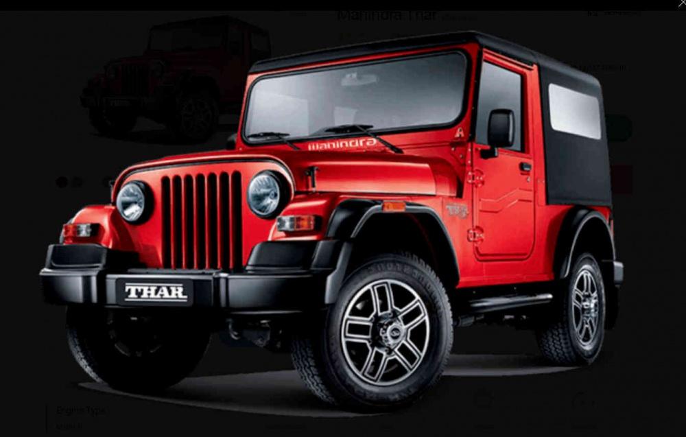 Mahindra Roxor - Jeep Wrangler Forum