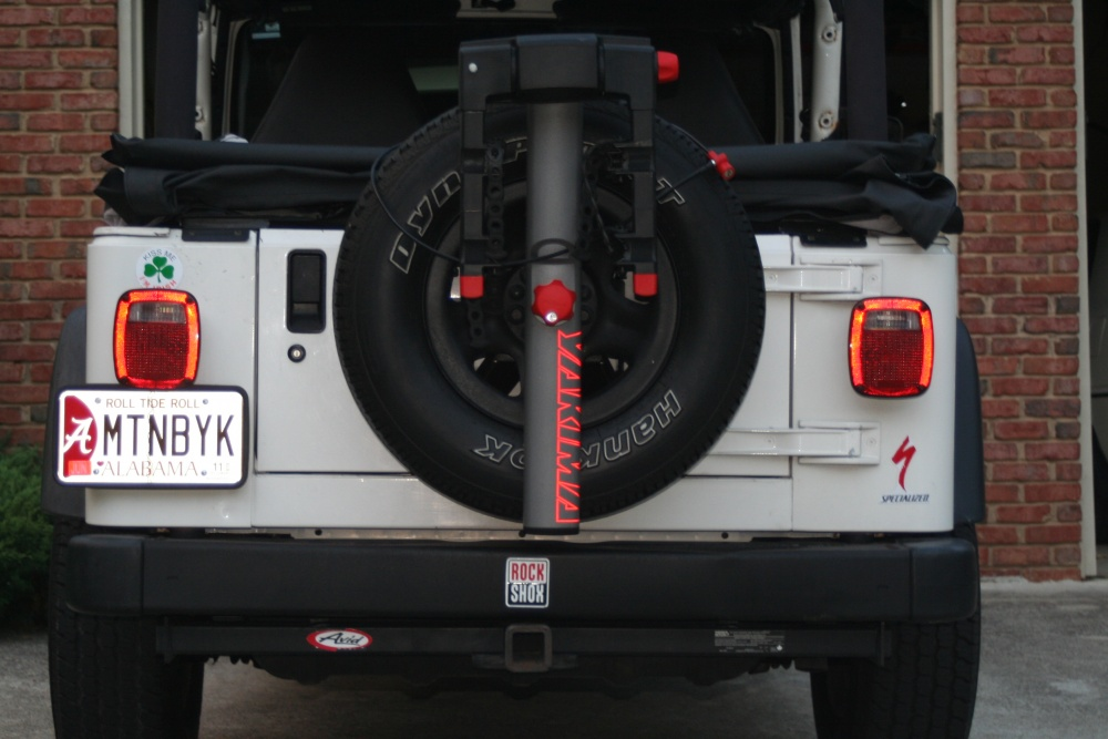 Click image for larger version  Name:Thumper Rear less decals.jpg Views:58 Size:165.5 KB ID:21719