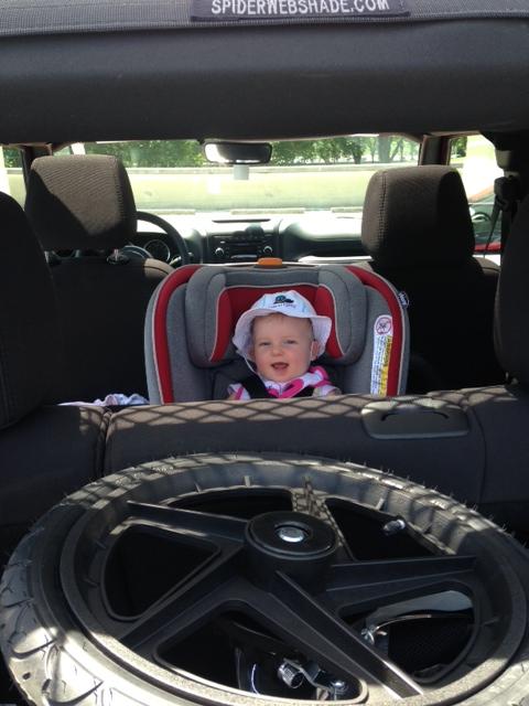 2015 Wrangler And Infant Car Seats Jeep Wrangler Forum