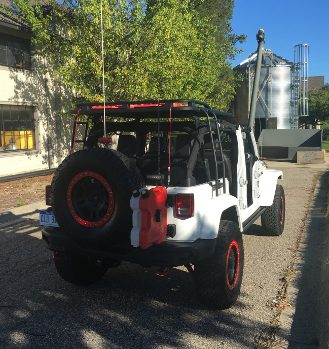 Maximus 3 Jk Roof Rack Page 2 Jeep Wrangler Forum