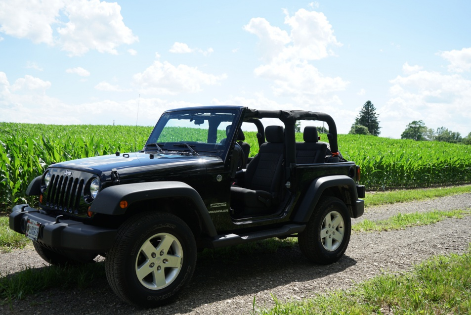 jks first time topless - Jeep Wrangler Forum