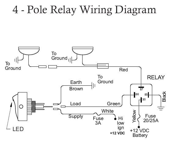 daystar rocker switch wiring diagram rocker switch wiring issues jeep wrangler forum  rocker switch wiring issues jeep