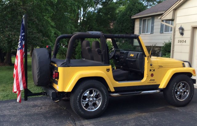 What I Did To My Tj Today Page 1612 Jeep Wrangler Forum