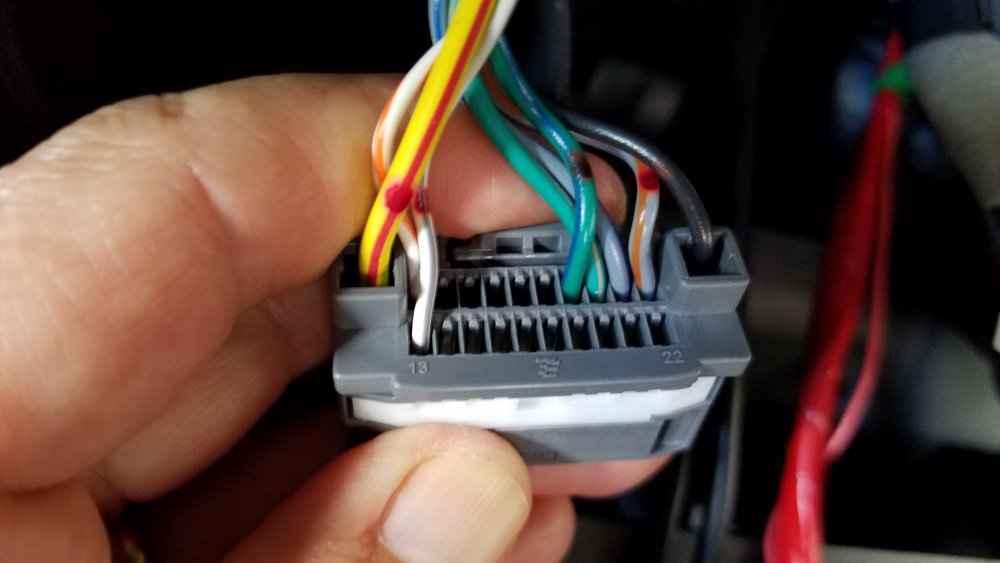 JK front speaker wire colors? | Jeep Wrangler ForumJeep Wrangler Forum