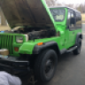 The jeep hulk