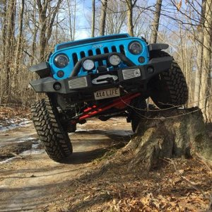 Winter Wheeling With Wrangler Riders Wisconsin