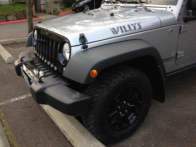 '14 Jku Willys