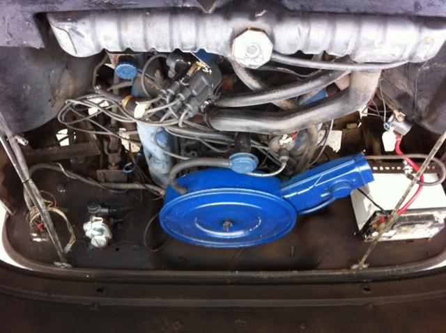 1975 Cj V8