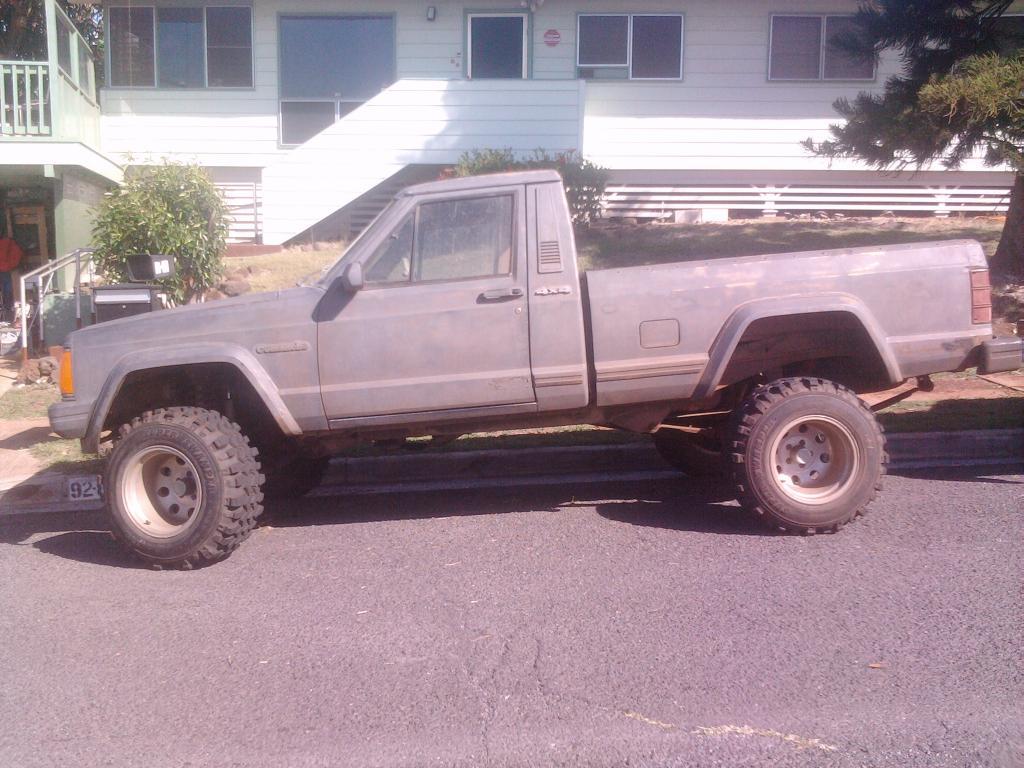 1988 Jeep Comanche (mj)