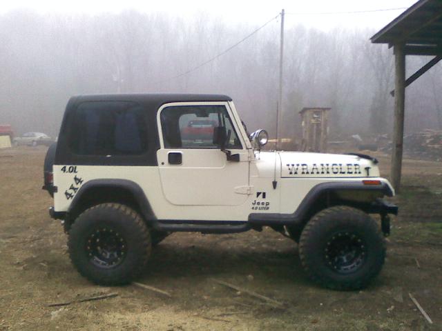 1995 Wrangler 4'' Rc Lift