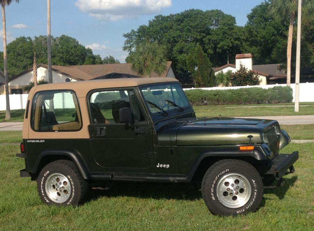 1995 Yj