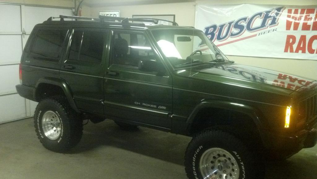 1998 Cherokee