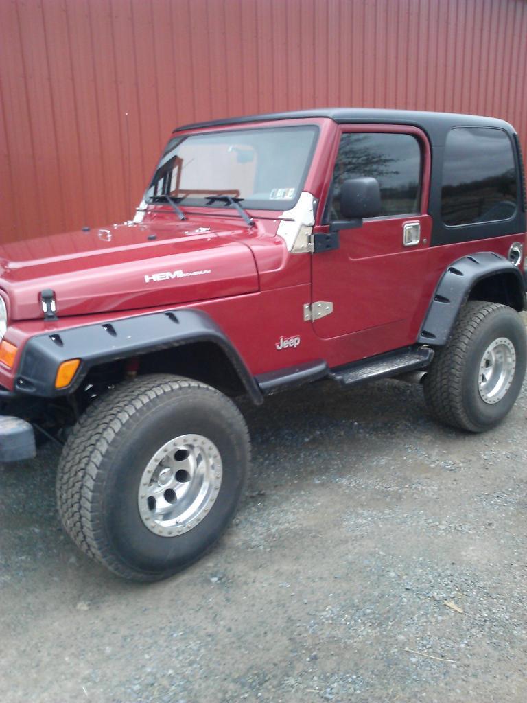 1998 Tj V8