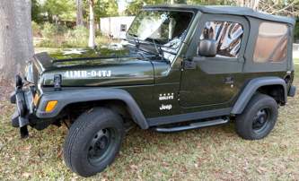 2004 Jeep Willys