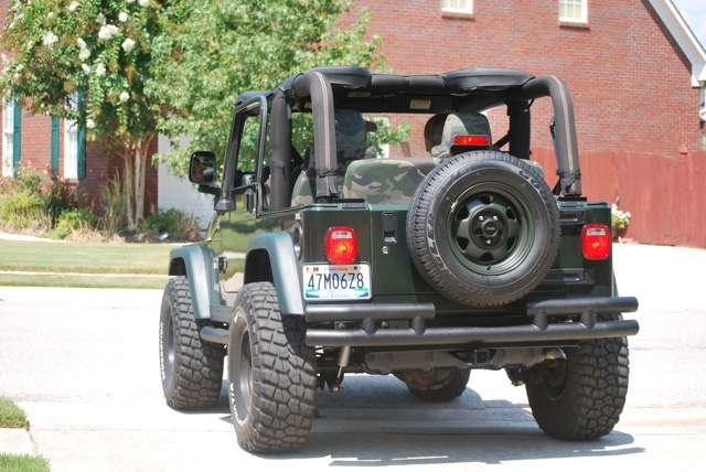 2005 Jeep Wrangler Willy's