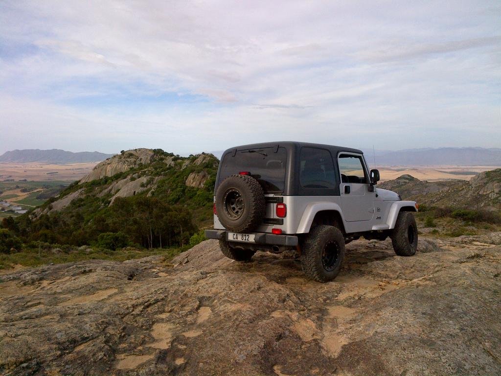 2006 Tj In Paardeberg Near Cape Town