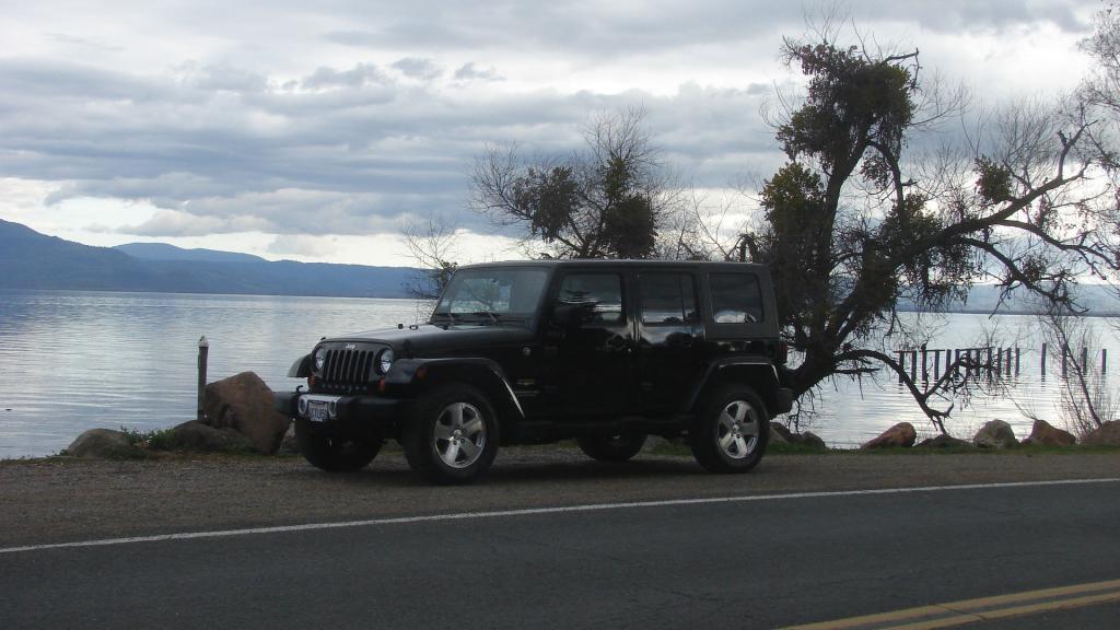 2008 Jeep Wrangler Sahara Unlimited